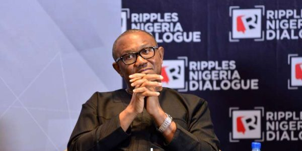 RIPPLES NIGERIA DIALOGUE: I did not say Nigerians have lost faith in Buhari Govt —Ex-Gov Obi