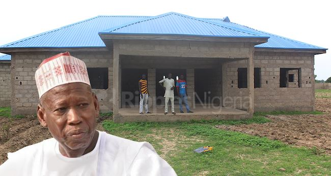 SPECIAL REPORT… Kano community in pains, as contractor dumps healthcare centre project