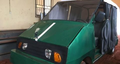 SPECIAL REPORT... Nigeria set to join league of electric car producers? We visited UNN to see what is happening