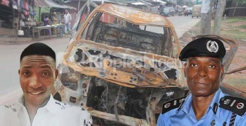 Family grieves, cries for justice as trigger-happy policeman vanishes after killing 22-yr-old